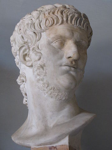•(54 - 68 AD) Nero