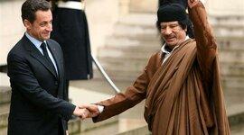 Kadhafi et la France: je t'aime moi non plus timeline