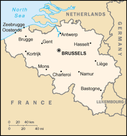 Austria re-gains control of land