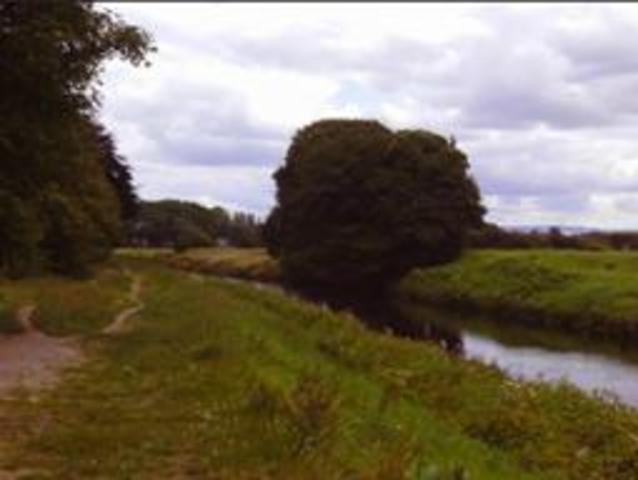 Filming in Didsbury