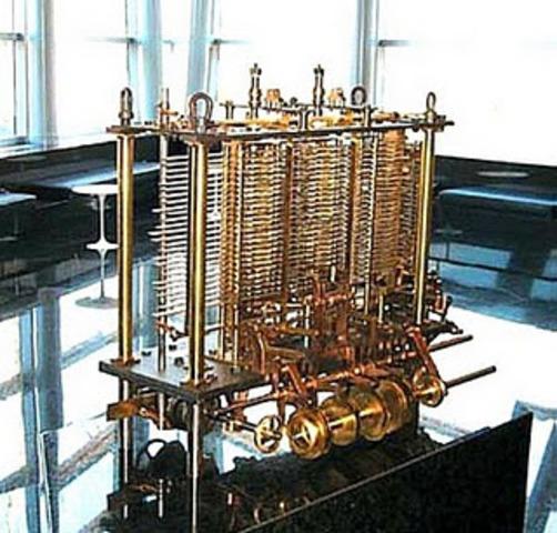 1ra Maquina Analitica