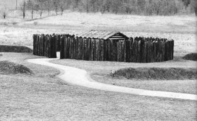 Col. Washington Surrenders Fort Necessity