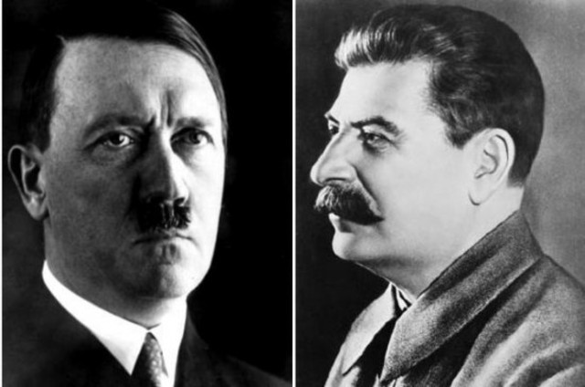 Stalin was opened to do business with Hitler