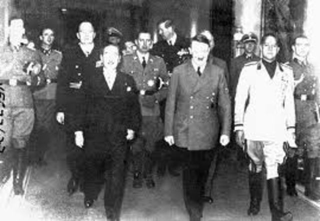 The Rome-Berlin Axis