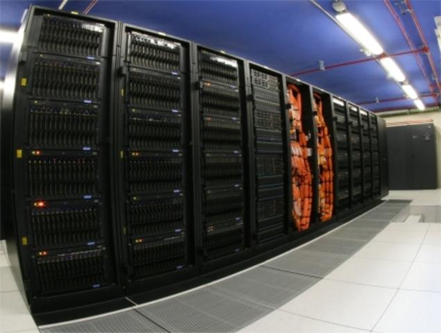 Supercomputador Magerit