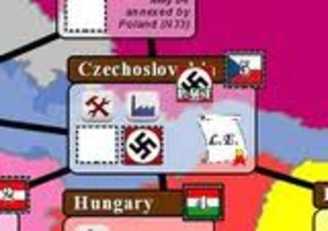 The French and British leaders refuse to support Czechoslovakia