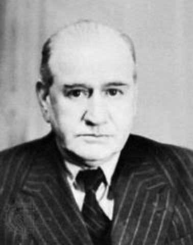 Daladier became Prime Minister of France