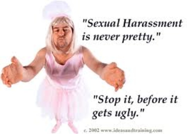 Harassment as a form of Discrimination