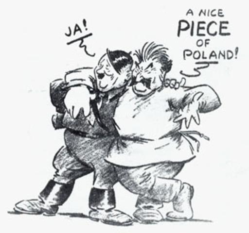 Nazi - Soviet Pact