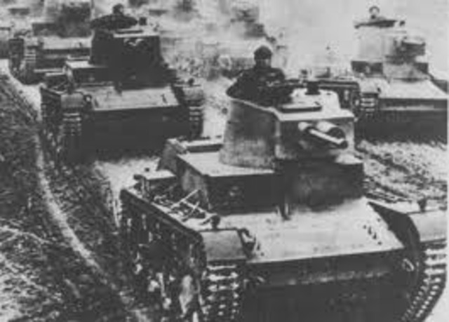 Soviets invaded Poland