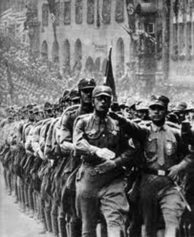 End of the Nazi Germany