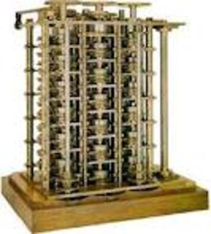 Charles Babbage - La máquina analítica