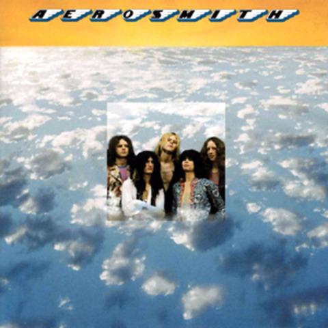 """Lanzamiento de su Primer Disco """"Aerosmith"""""""
