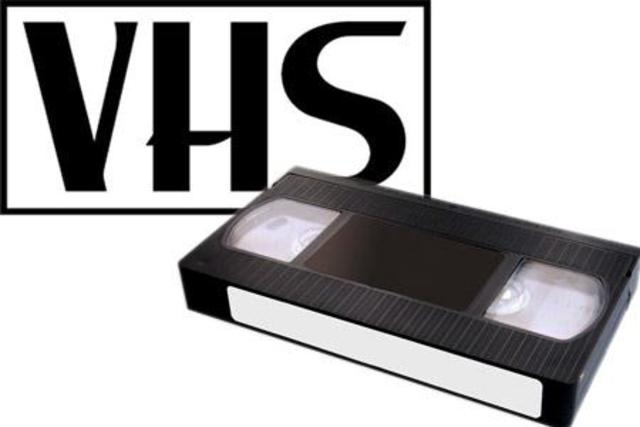 Nace el VHS