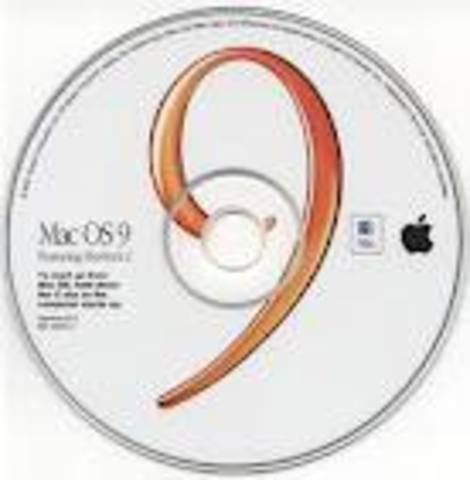 Surge Mac OS 9