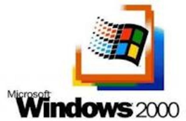 Es lanzado el sistema operativo Windows 2000 por Microsoft