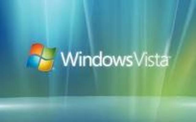 Lanzamiento del sistema operativo de Microsoft Windows Vista