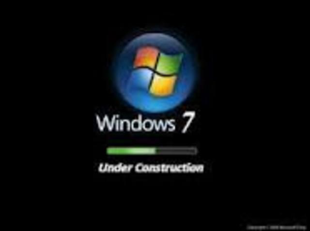 Se lanza el sucesor de Windows Vista, el Windows 7