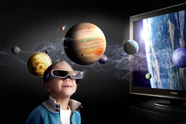Televisión y cine 3D
