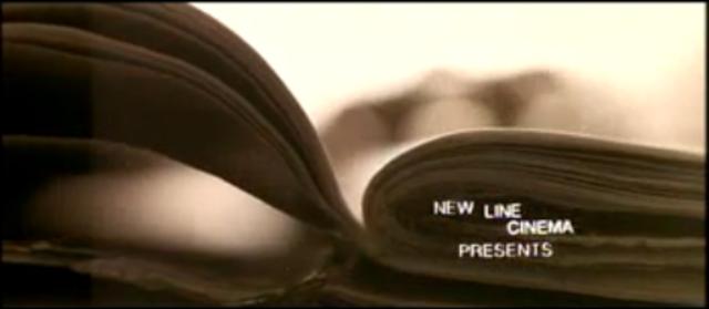 00:03 - 'New Line Cinema Presents'