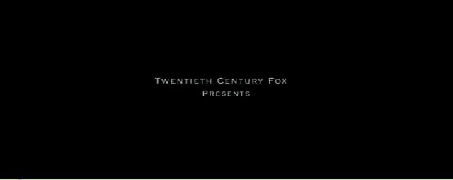 Twentieth Century Fox Presents