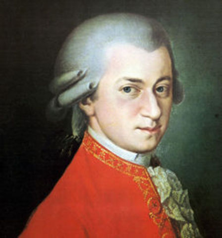 mozart go out  of  Vienna