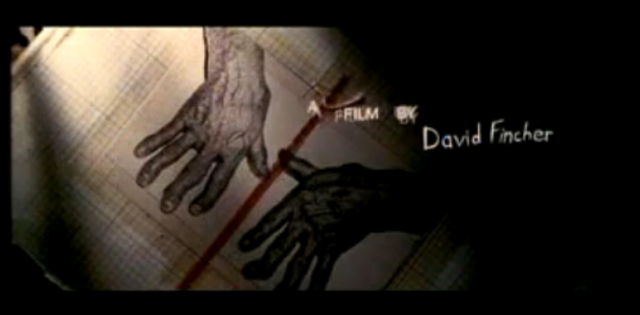 A film by David Fincher