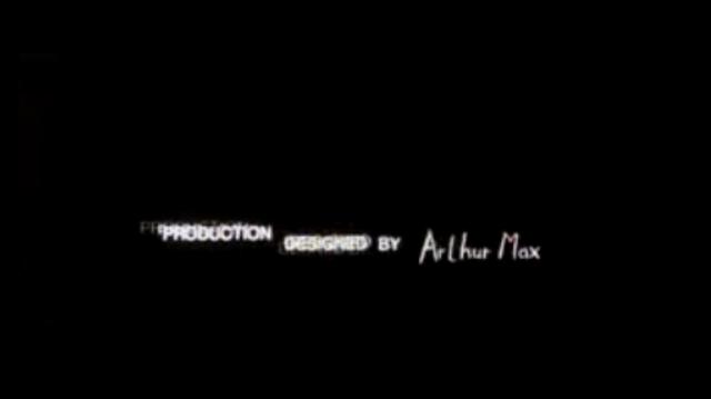 Production Design By Arthur Max