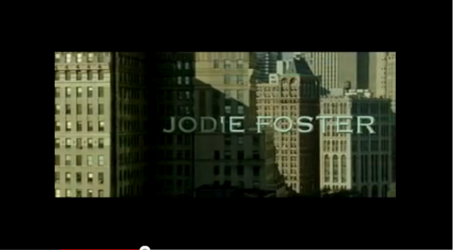First Actor Name- Jodie Foster