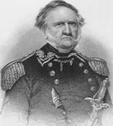 Electionerred for General Scott