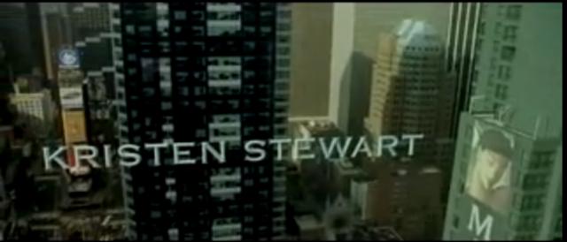 Fith Actor Name- Kristen Stewart
