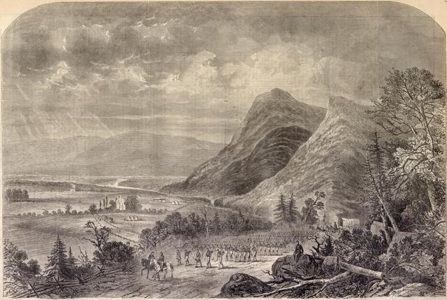 Surveys Lord Fairfax's Land