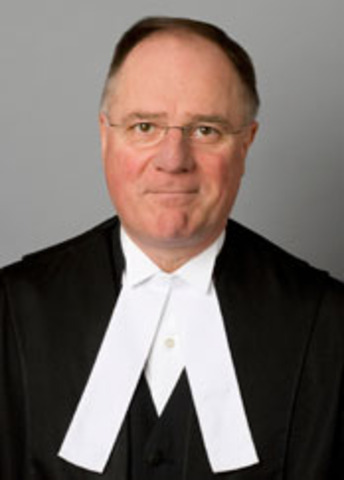 Justice Robert Bauman rules