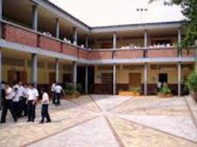 comienzo del instituto
