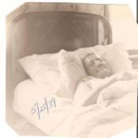 Mother Dies in Ravensworth, Virginia
