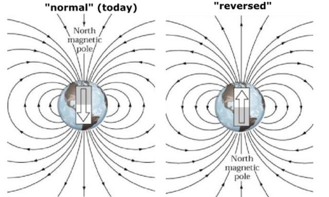 Magnetic Field Reversal