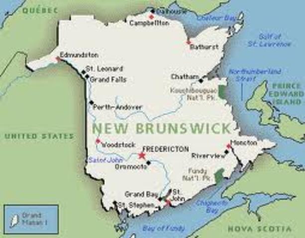 New Brunswick Electoral Act