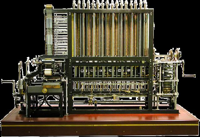 Машина Беббиджа. Устойство ждля обработки числовой информации.