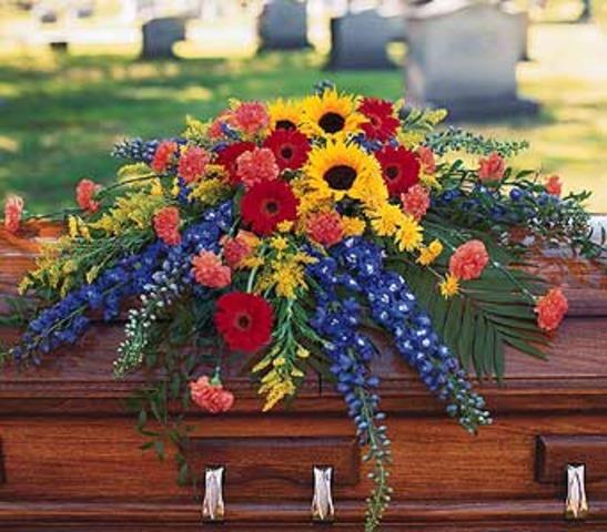 Death of John Parke Custis
