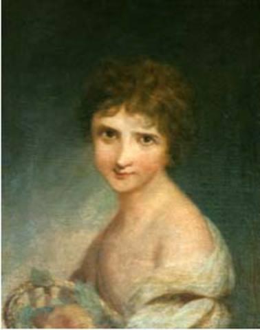 Eleanor Parke Custis is born