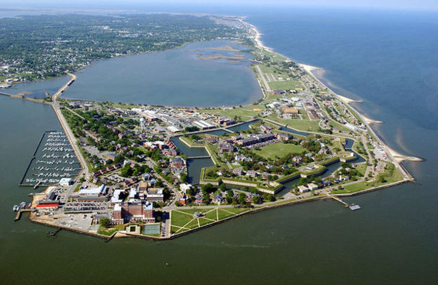 Lee is stationed at Fort Monroe