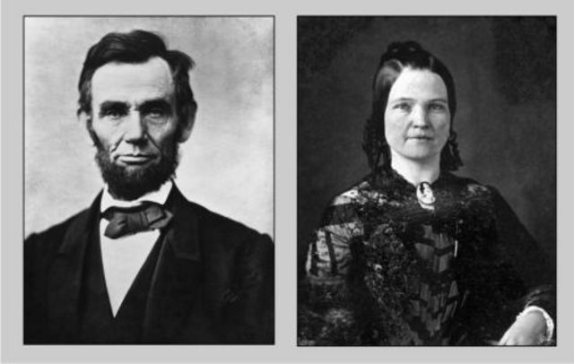 Marriage of Lincoln and Todd