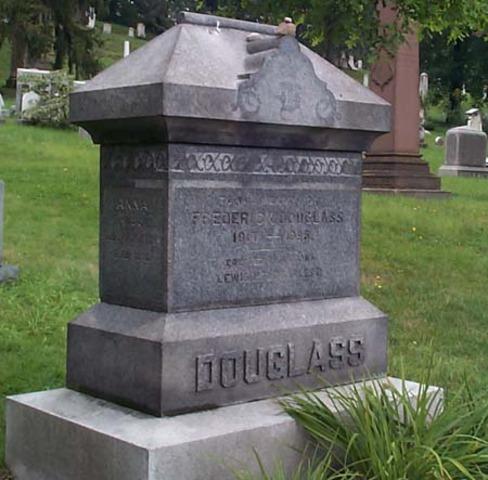 Death of Frederick Douglass