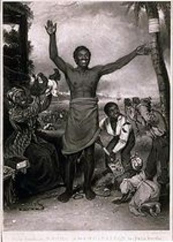 Abolition of Slavery Act 1833