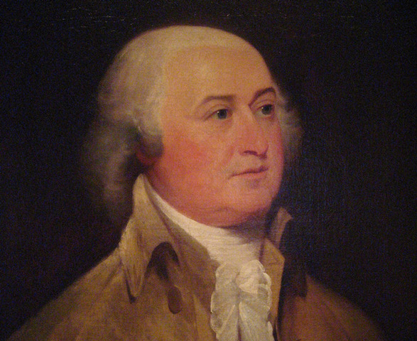 John Adams becomes President