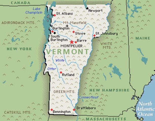 Vermont Statehood