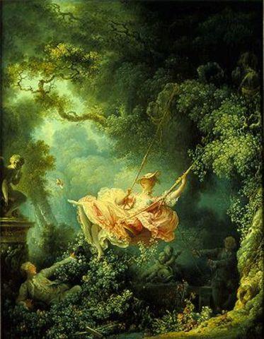 Fragonard: The Swing