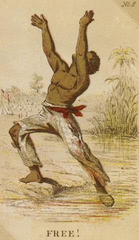 Lincoln makes first anti-slavery speach.
