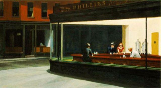Hopper: Nighthawks