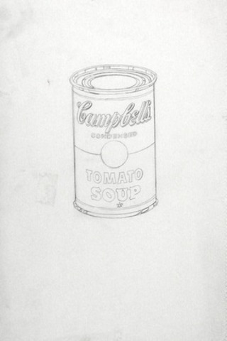 Warhol: Campbell's Soup Can